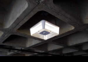 95% Energy Savings in Garage Lighting Upgrade